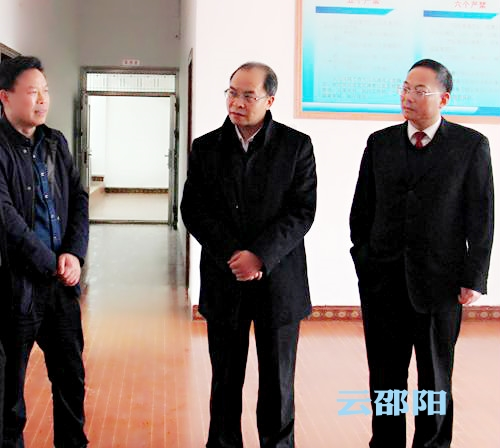 在城步和绥宁,邵阳市中级人民法院这位院长都说了些啥