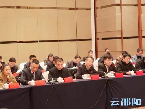 """邵阳市举行""""发展东盟贸易""""对接座谈会"""