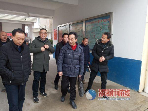 邵东县魏家桥镇开学工作部署早、准备足、效果好