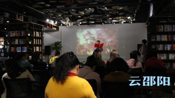 邵阳拍客 | 书里书外共进步,巾帼风采尽展现