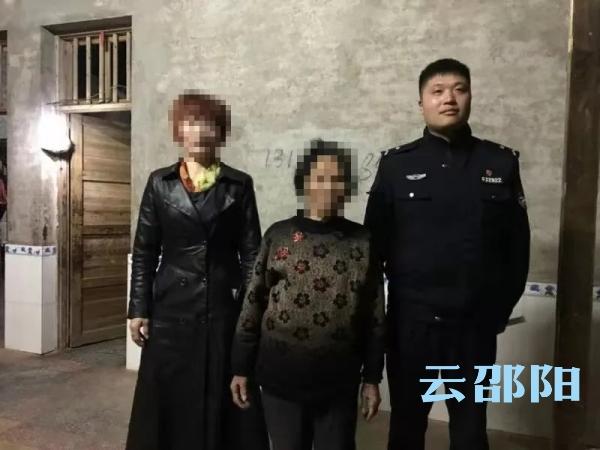 """邵东驻村微信群""""大显身手""""  迅速找回走失老人"""