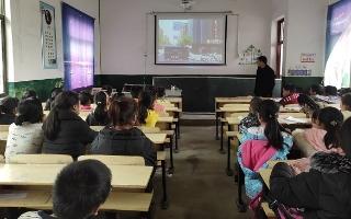 新宁县万峰学校拉开2019年度禁毒知识宣传活动的帷幕
