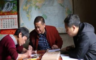 新邵县司法局:扎实开展扶贫工作
