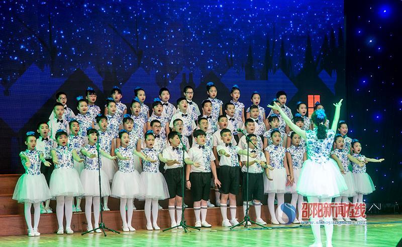 betway官网必威Ios | 大祥区西直街小学举行校园文化艺术节