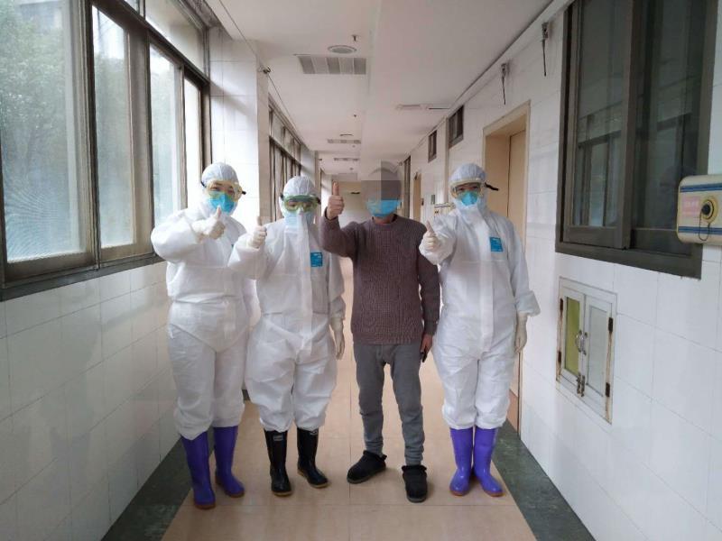 最新:今天邵阳又有6名新冠肺炎确诊患者治愈出院