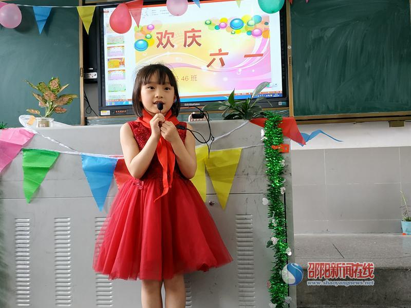 武冈市思源实验学校欢歌笑语庆六一