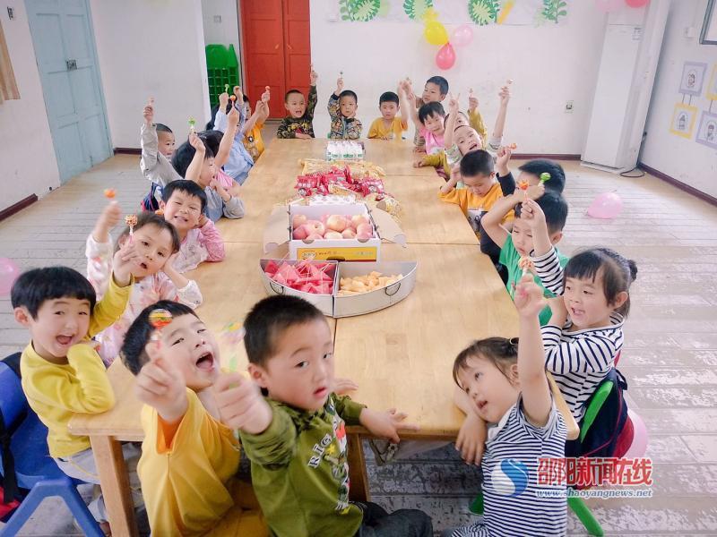 """武冈市文坪镇中心幼儿园举行庆""""六一""""主题活动"""