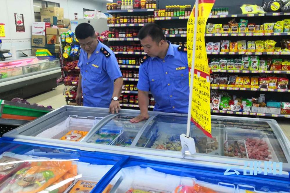邵阳:严防不合格冻肉及其制品流向餐桌