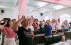 新宁县民政局开展庆祝建党99周年暨主题党日活动