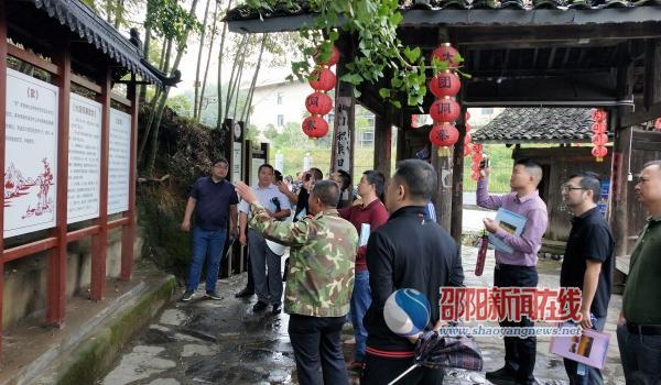 """绥宁县多举措推进市域社会治理和""""防风险、保稳定""""工作"""