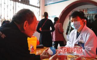 邵东市中医医院开展大型义诊活动